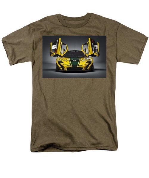 Mclaren P1 Gtr Men's T-Shirt  (Regular Fit) by Thomas M Pikolin