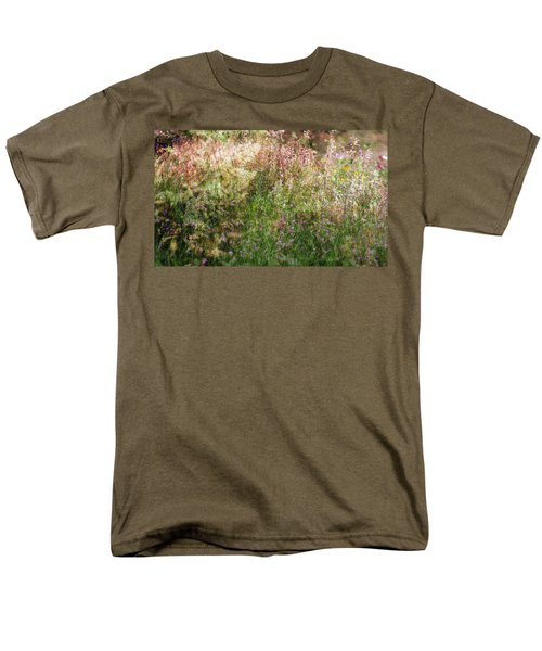 Meadow Men's T-Shirt  (Regular Fit) by Linde Townsend