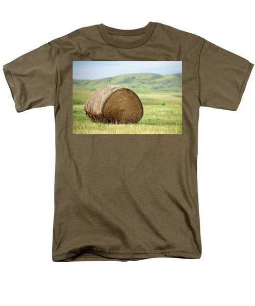 Meadowlark Heaven Men's T-Shirt  (Regular Fit) by Todd Klassy