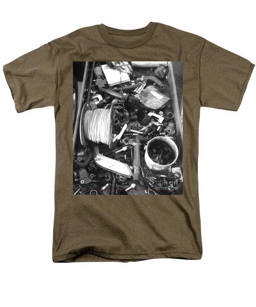 Mechanics Bane Men's T-Shirt  (Regular Fit)