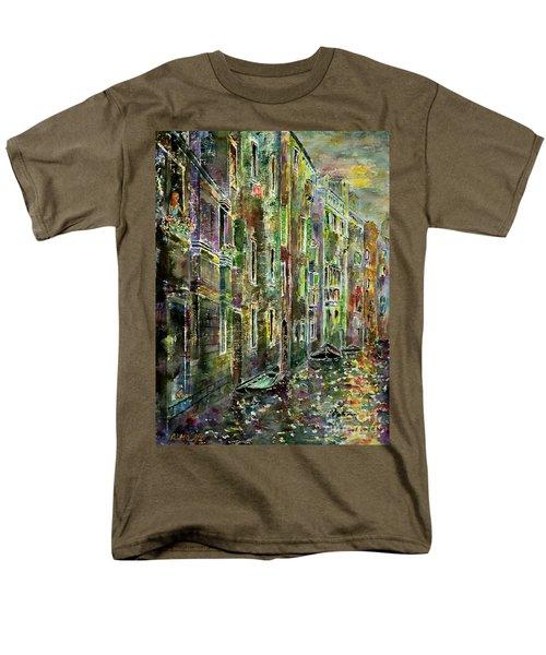 Melanconia Men's T-Shirt  (Regular Fit) by Alfred Motzer