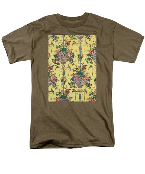 Melbury Hall Men's T-Shirt  (Regular Fit) by Harry Wearne