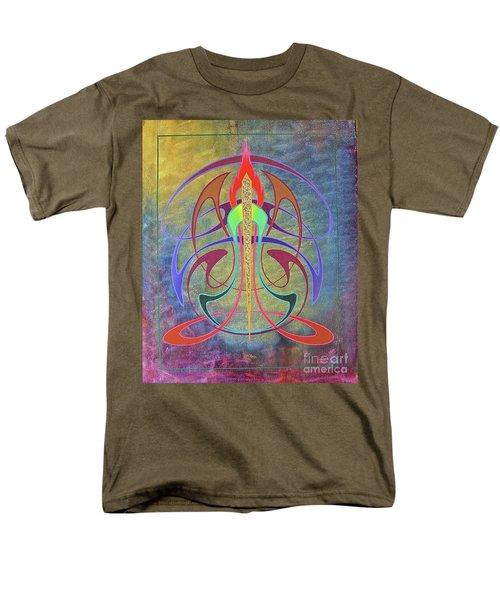 Mellow New Vo Men's T-Shirt  (Regular Fit) by Alan Johnson