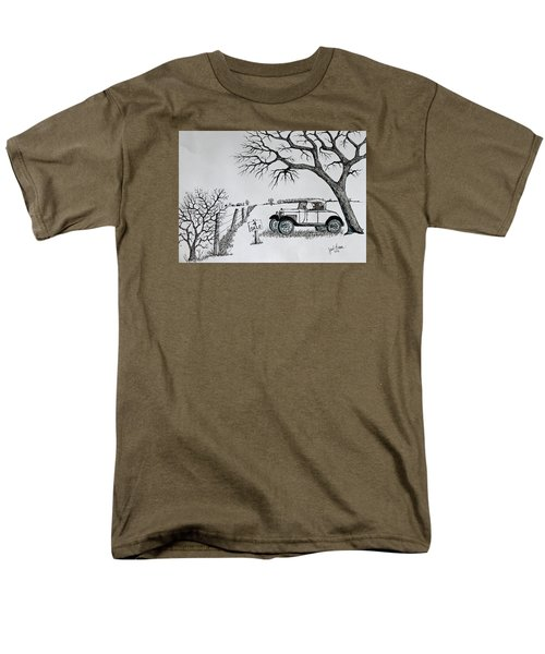 Memories For Sale Men's T-Shirt  (Regular Fit) by Jack G Brauer