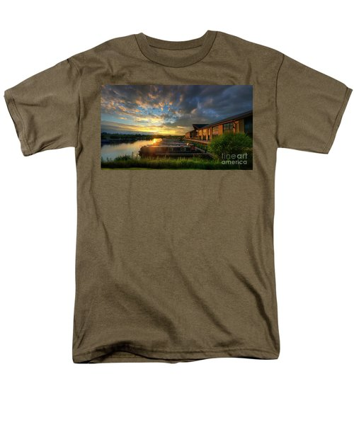 Men's T-Shirt  (Regular Fit) featuring the photograph Mercia Marina 10.0 by Yhun Suarez