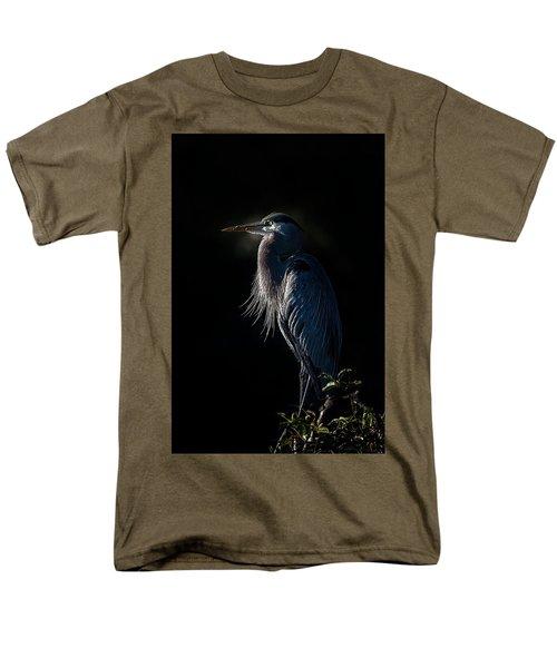 Mesmerized Men's T-Shirt  (Regular Fit) by Cyndy Doty