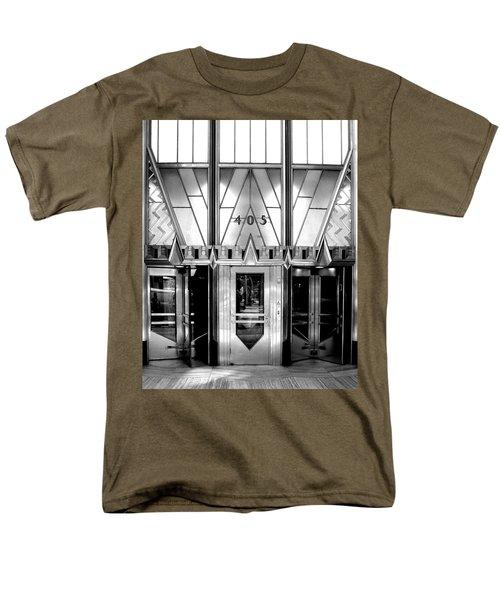 Metropolis Men's T-Shirt  (Regular Fit) by Art Shimamura