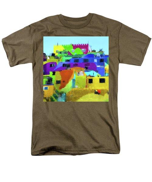 Mexican Homes Men's T-Shirt  (Regular Fit)