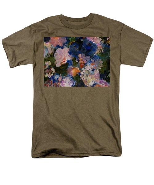 Midnight Summer's Dream Men's T-Shirt  (Regular Fit) by Nancy Kane Chapman