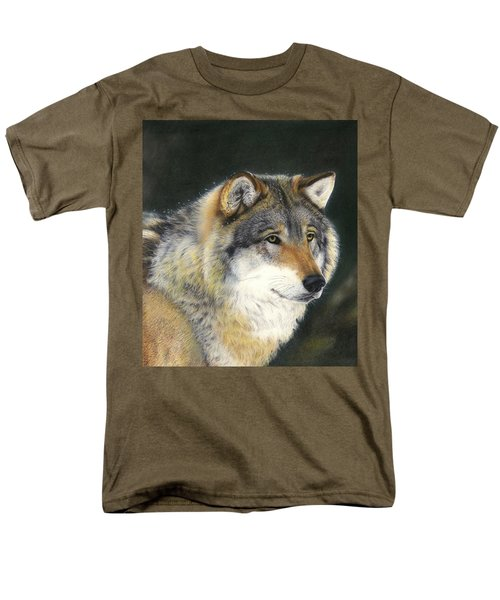Midwinter Sunrise Men's T-Shirt  (Regular Fit)