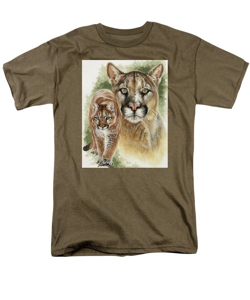 Mighty Men's T-Shirt  (Regular Fit) by Barbara Keith