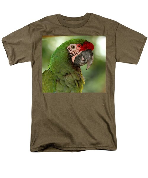Military Mccaw Men's T-Shirt  (Regular Fit) by Sheila Brown