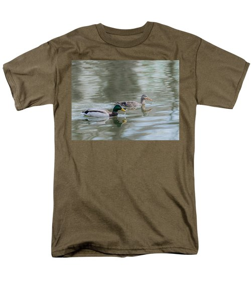 Men's T-Shirt  (Regular Fit) featuring the photograph Millard Family by Edward Peterson