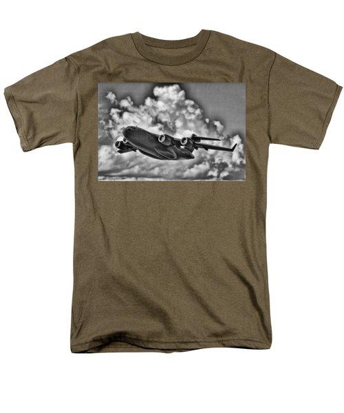 Mission-strategic Airlift Men's T-Shirt  (Regular Fit) by Douglas Barnard