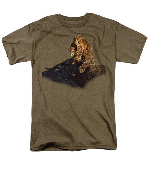 Mister Majestic T Men's T-Shirt  (Regular Fit) by David Andersen