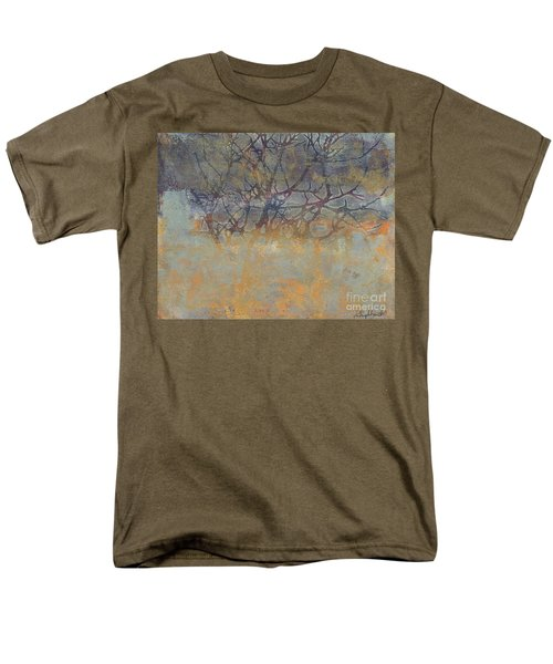 Misty Trees Men's T-Shirt  (Regular Fit)