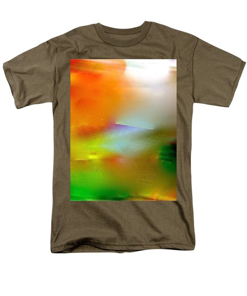 Misty Waters Men's T-Shirt  (Regular Fit) by Patricia Schneider Mitchell