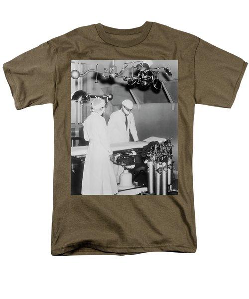 Men's T-Shirt  (Regular Fit) featuring the photograph Modern Surgery by Daniel Hagerman