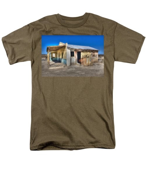 Mojave Times Men's T-Shirt  (Regular Fit) by Richard J Cassato