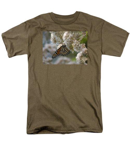 Monarch Pink Men's T-Shirt  (Regular Fit) by Randy Bodkins