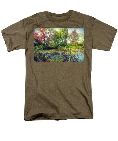 Monet's Afternoon Men's T-Shirt  (Regular Fit) by John Rivera