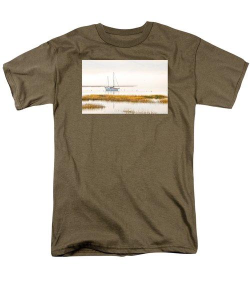Mooring Line Men's T-Shirt  (Regular Fit)