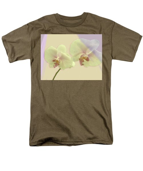 Morning Light Men's T-Shirt  (Regular Fit) by Karen Nicholson