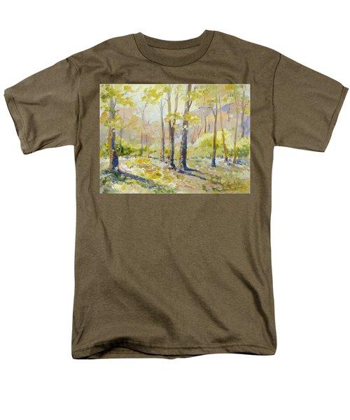 Morning Light - Spring Men's T-Shirt  (Regular Fit)