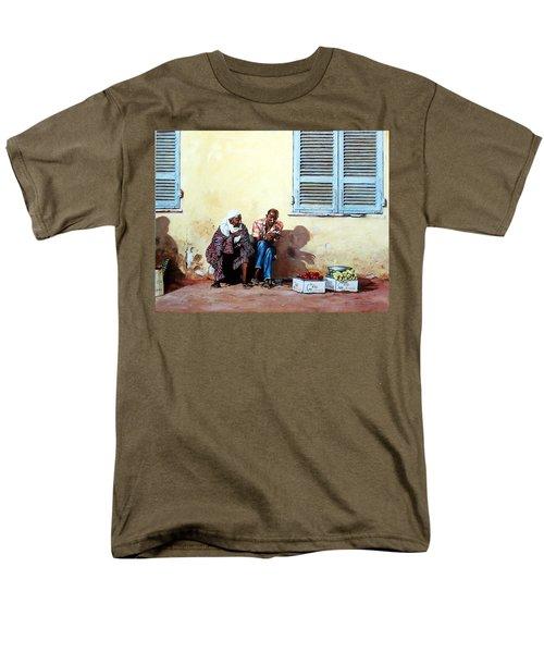 Morocco Men's T-Shirt  (Regular Fit) by Tim Johnson