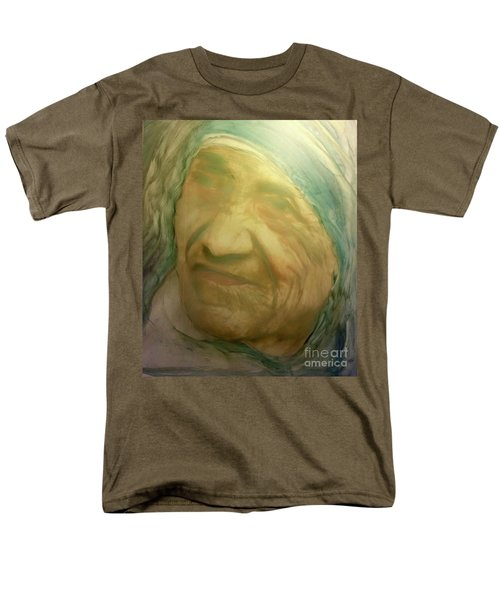Mother Teresa Men's T-Shirt  (Regular Fit)