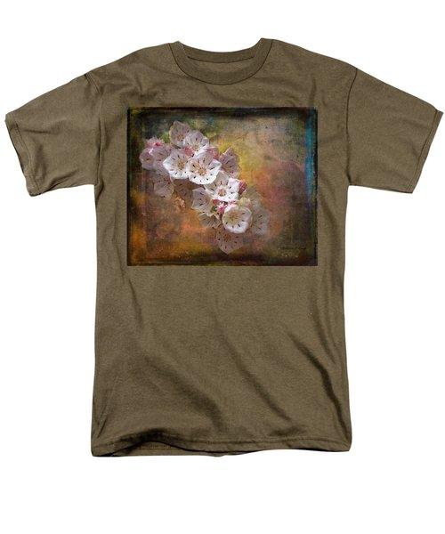 Mountain Laurel Men's T-Shirt  (Regular Fit)