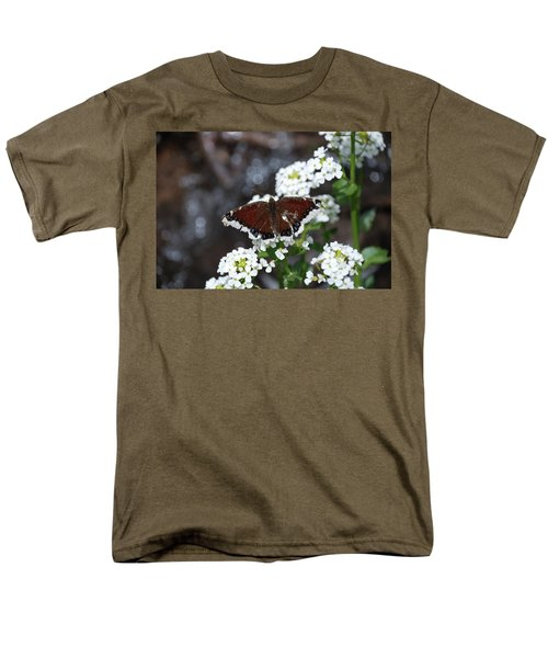 Mourning Cloak Men's T-Shirt  (Regular Fit) by Jason Coward