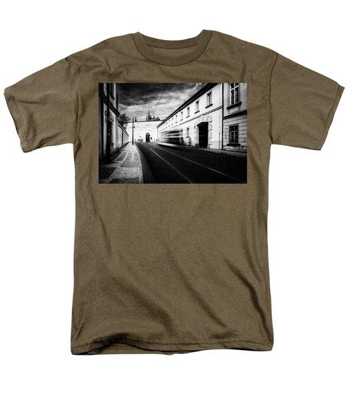 Street Tram Men's T-Shirt  (Regular Fit)