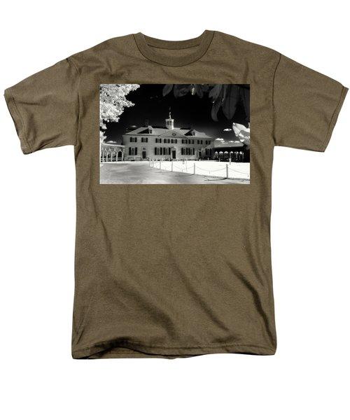 Mt Vernon Men's T-Shirt  (Regular Fit) by Paul Seymour