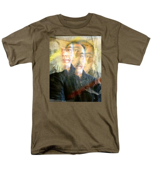 Men's T-Shirt  (Regular Fit) featuring the photograph Multiverse by Prakash Ghai