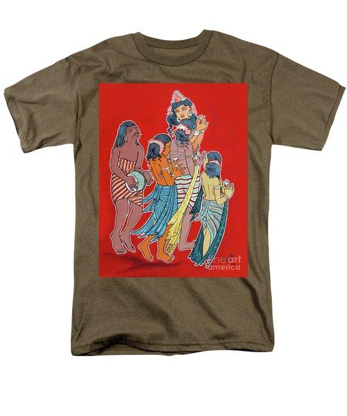 Musical Concert Men's T-Shirt  (Regular Fit) by Ragunath Venkatraman