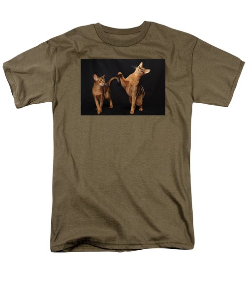 Men's T-Shirt  (Regular Fit) featuring the photograph My Abys by Gary Hall