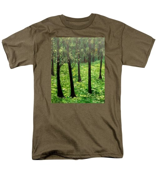 Mysterious Men's T-Shirt  (Regular Fit) by Lisa Aerts