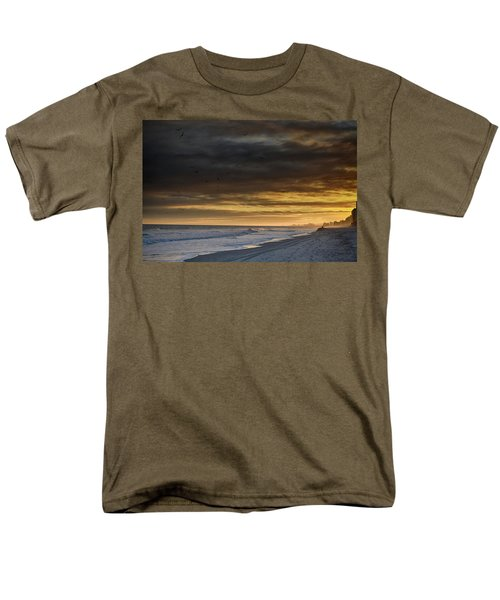 Mysterious Myrtle Beach Men's T-Shirt  (Regular Fit)