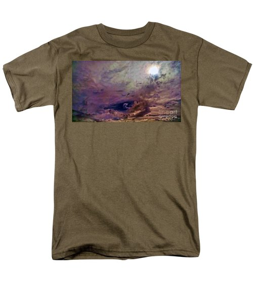 Men's T-Shirt  (Regular Fit) featuring the photograph Mystery by Roberta Byram
