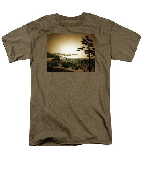 Mystic Landscapes Men's T-Shirt  (Regular Fit) by Mario Carini