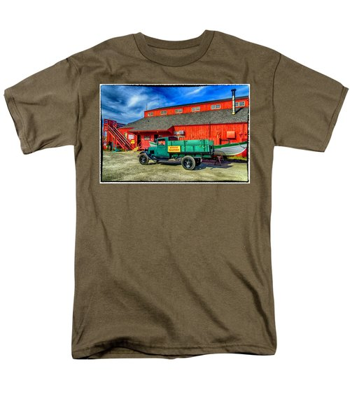 Mystic Seaport '31 Model A Ford Men's T-Shirt  (Regular Fit)
