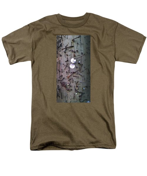 Nailed It Men's T-Shirt  (Regular Fit) by Steve Sperry