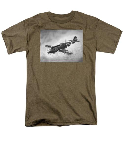 Nakajima Ki84 Men's T-Shirt  (Regular Fit) by Douglas Castleman