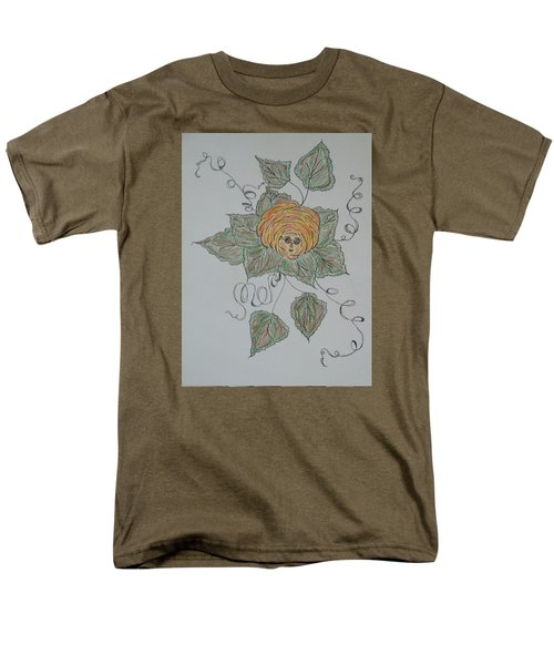 Nana Rose Is Here Men's T-Shirt  (Regular Fit) by Sharyn Winters