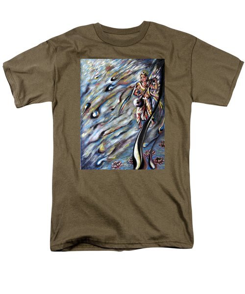 Narada Muni Men's T-Shirt  (Regular Fit)