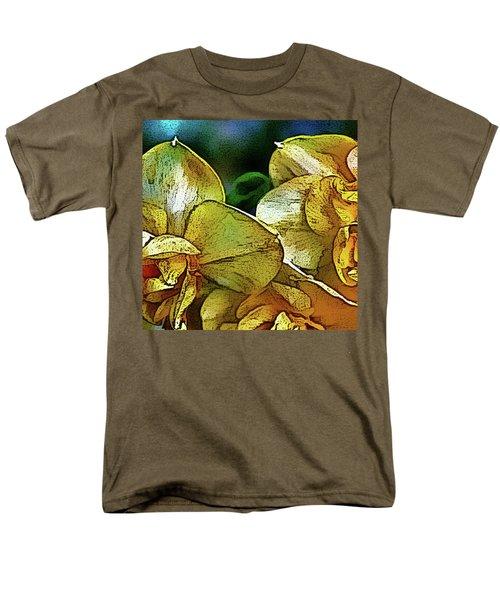 Men's T-Shirt  (Regular Fit) featuring the photograph Narcissus by Jolanta Anna Karolska