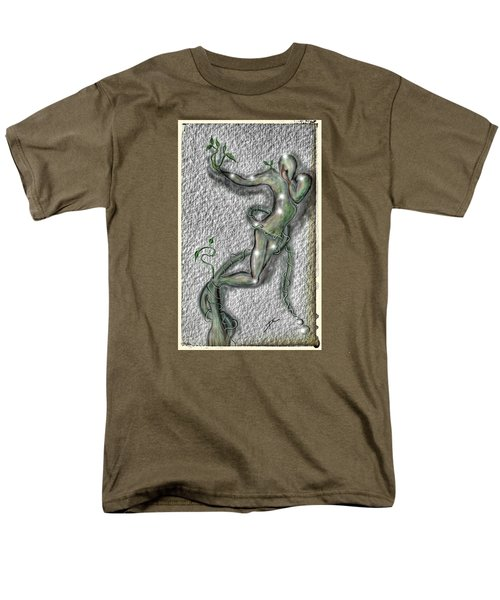Nature And Man Men's T-Shirt  (Regular Fit) by Darren Cannell