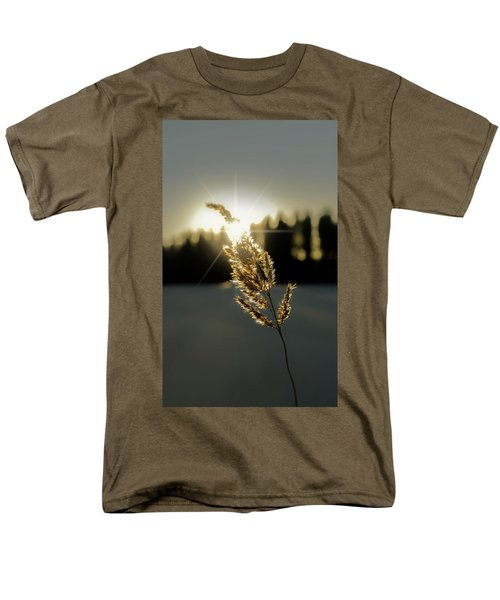 Nature's Stars Men's T-Shirt  (Regular Fit) by Rose-Marie Karlsen