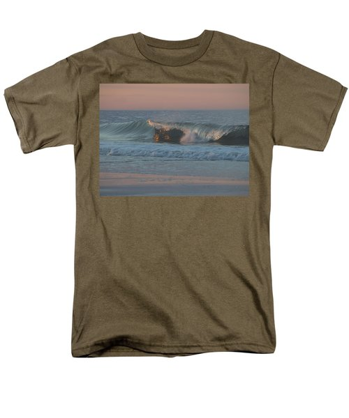 Men's T-Shirt  (Regular Fit) featuring the photograph Natures Wave by  Newwwman